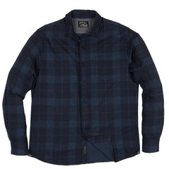 Helsby Double Cloth SMP - Charcoal Navy Heather