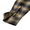 Mason Heritage Flannel (Special Edition) - Khaki Black Plaid-Grayers