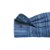 Harcourt Double Cloth - Navy Heather Blue