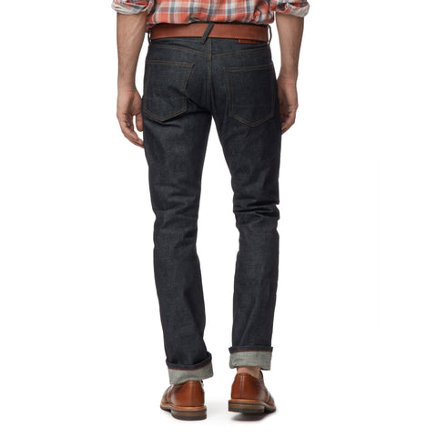 Edward Japanese Selvedge Slim Fit - Raw