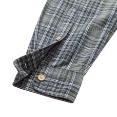Summer Oxford Plaid - Navy Plaid