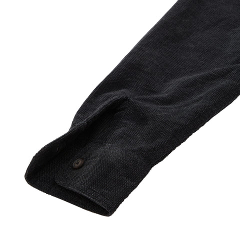Hayes Brushed Cordies - Charcoal
