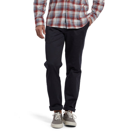 Newport Stretch Modern Fit Chino - Navy-Grayers