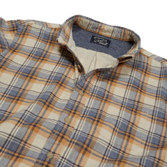 Redding Double Cloth - Yellow Cream Plaid-Grayers