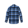 Hardigan Heritage Flannel - Blue Gray Jaspe Check