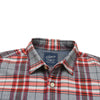 Herndon Heritage Flannel - Gray Orange Cream