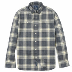 Harrow Heritage Flannel - Gray Yellow Plaid-Grayers