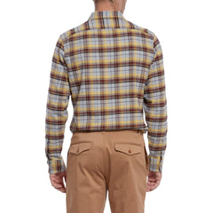 Falmar Vintage Flannel - Yellow Plaid-Grayers
