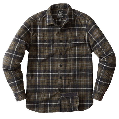 New Spencer Waffle Crew - Oatmeal Heather