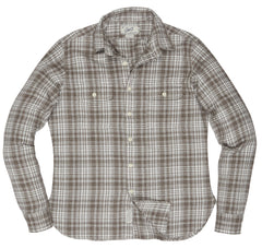 Whitford Rugged Twill - White Gray-Grayers