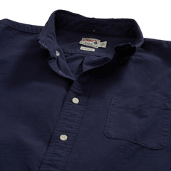 Eagle Creek Vintage Oxford Shirt - Navy