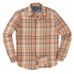 Latham Midweight Plaid - Dusty Rose