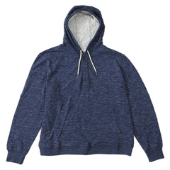 Blake Double Cloth Hoodie - Navy Heather