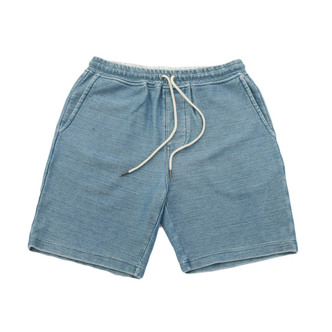 Rope Dyed Indigo Short - Washed Indigo