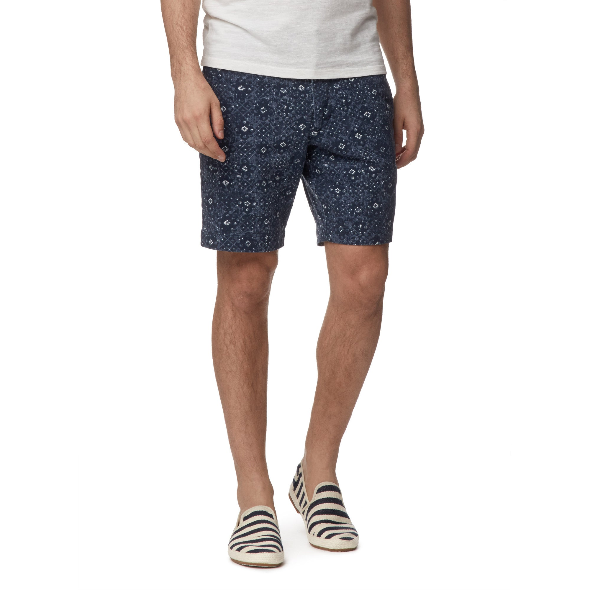 "9"" Newport Club Short - Batik"