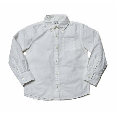Boy's Japanese Selvedge Workshirt - Chambray