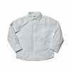 Boy's Button Down Shirt - White
