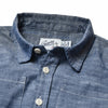 Boy's Japanese Selvedge Workshirt - Chambray-Grayers