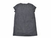 Girl's Sunday Dress - Charcoal Heather