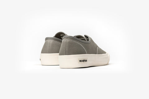 SeaVees Legend Sneaker Standard - Granite Grey Canvas