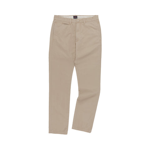 Newport Slim Fit Chino Pant - Khaki