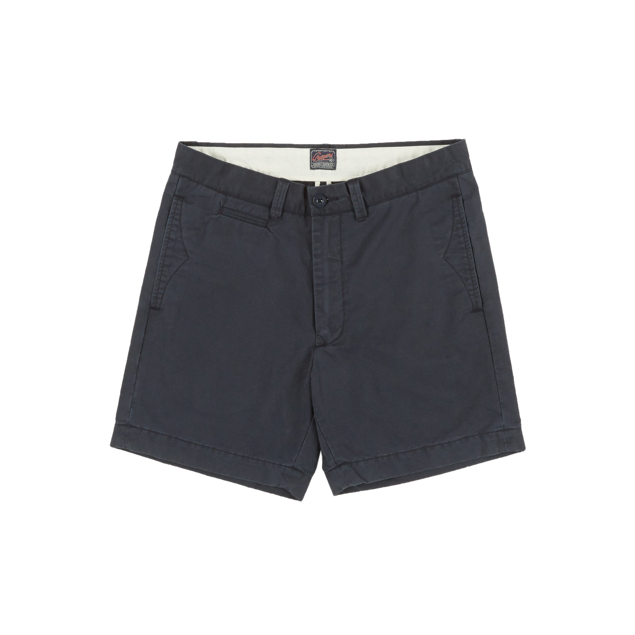 "9"" Newport Club Short - Dark Navy"