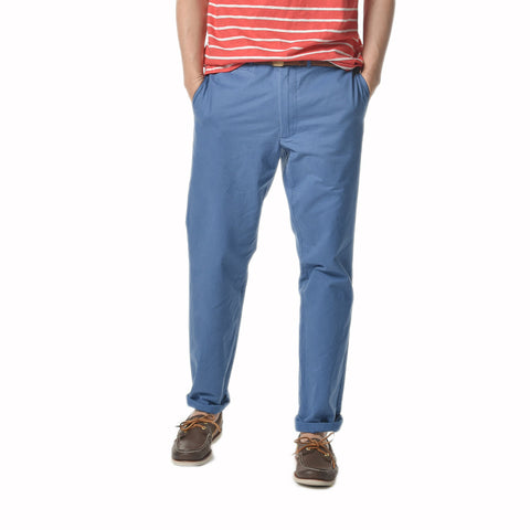 Newport Modern Fit Chino -Military Blue-Grayers