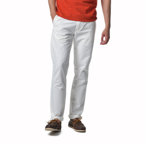 Newport Modern Fit Chino -Chalk