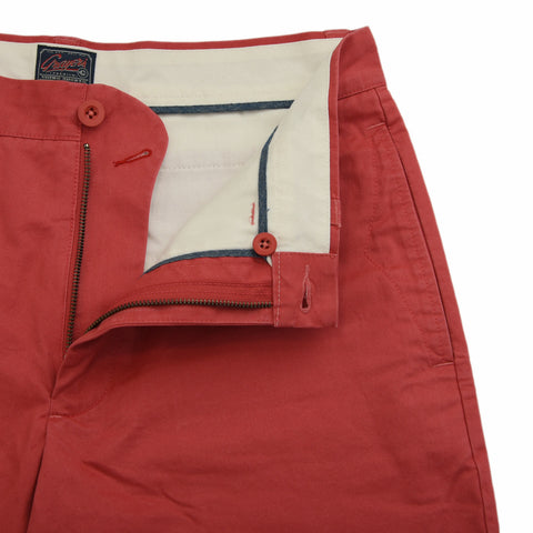 "7"" Newport Club Short - Red"