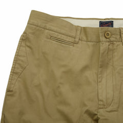 Newport Modern Fit Chino - British Tan