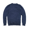 Shore Club Cotton Cardigan - Navy Heather