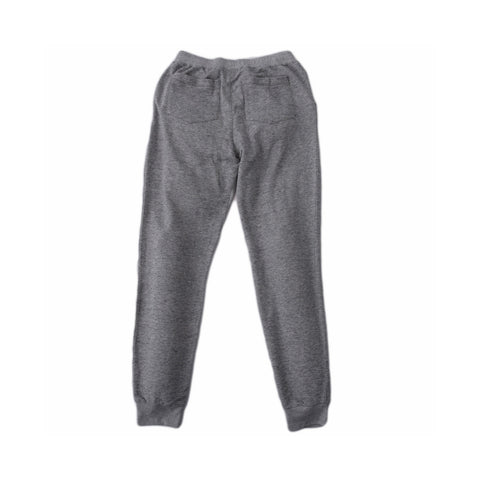 Montague Jogger Pant - Light Weight Terry-Gray Heather