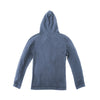 Montague Twill Terry Hoodie - Navy Heather