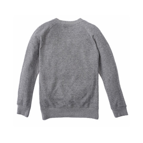 Montague Crewneck Sweatshirt - Gray Heather