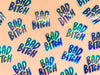 Bad Bitch Vinyl Sticker