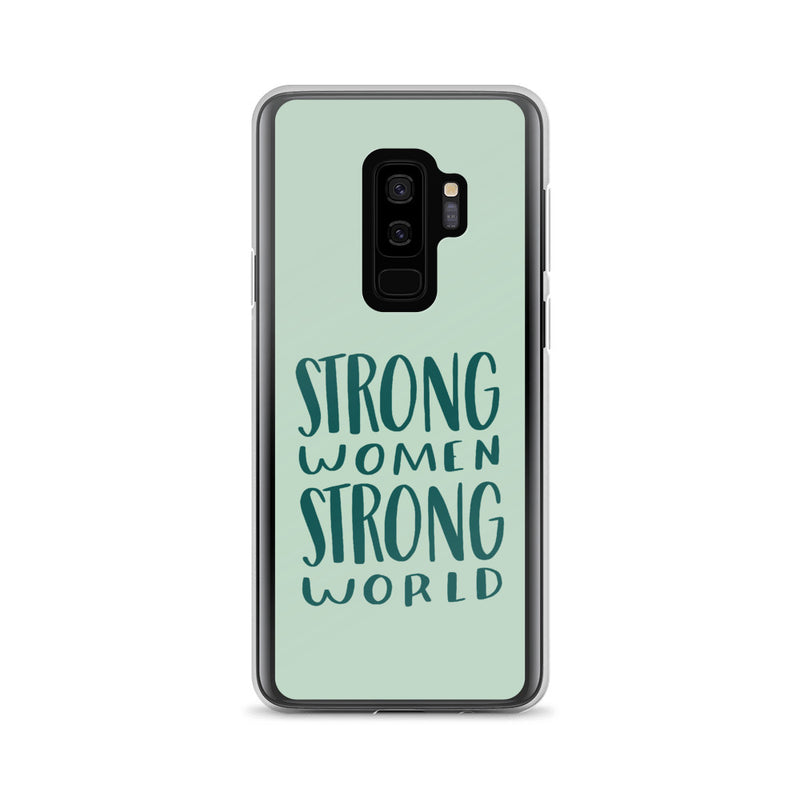 Strong women Samsung case - Craft Boner