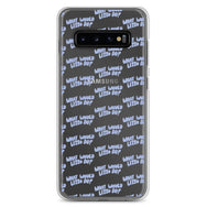What would Lizzo do? Samsung case - Craft Boner
