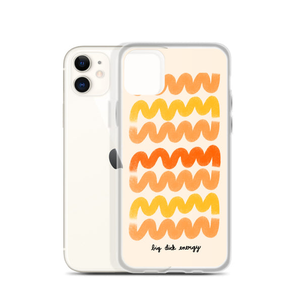 Big Dick Energy iPhone Case