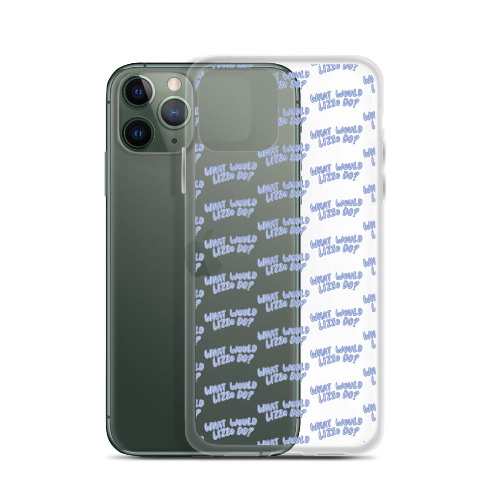 What Would Lizzo Do? iPhone Case