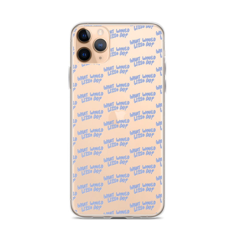 What Would Lizzo Do? iPhone Case - Craft Boner