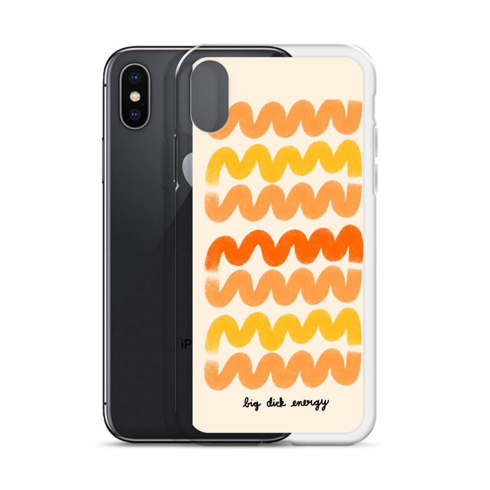 Big Dick Energy iPhone Case - Craft Boner
