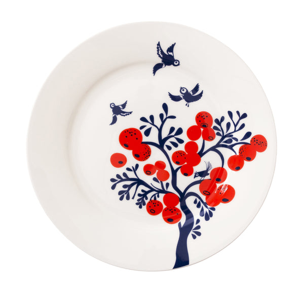 Berry Tree Plate SOLD OUT