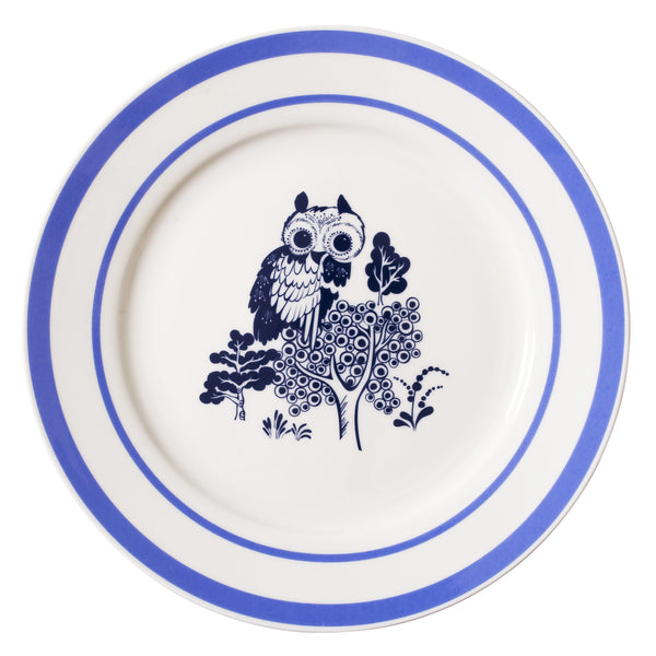 Night Owl Dinner Plate SOLD OUT
