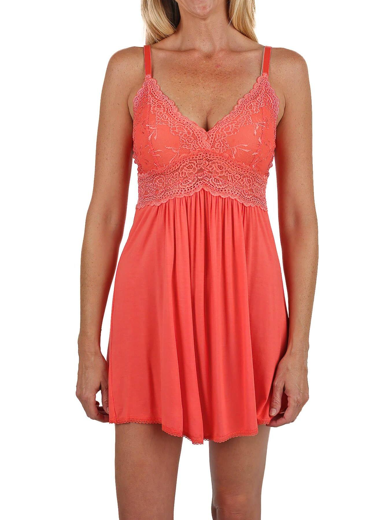 Bliss Persimmon Chemise #21904