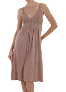 Bliss Nightgown - Mushroom Mystique Intimates