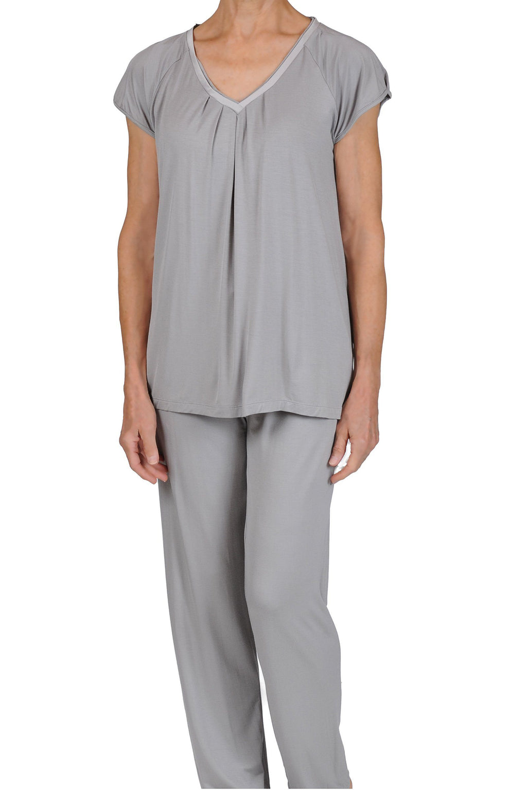 Sydney's Pajamas - Dove Gray Mystique Intimates