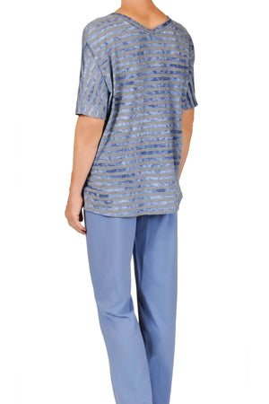 Artire Lounge Pajama - Chambray Mystique Intimates
