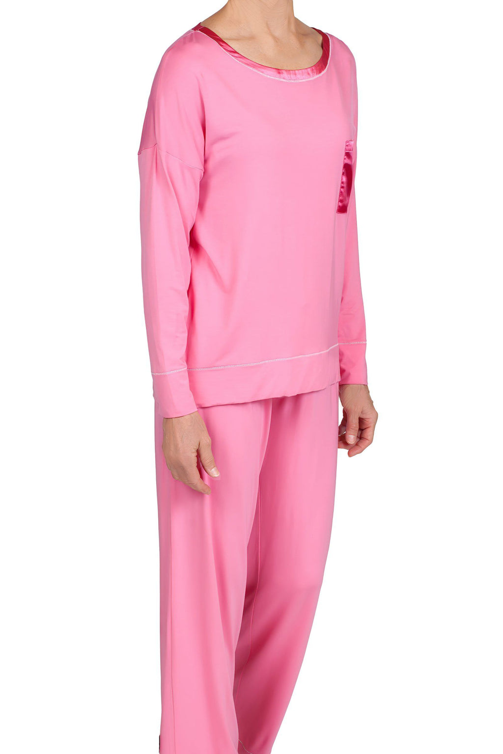 Madison Pajama - Cameo Rose Mystique Intimates