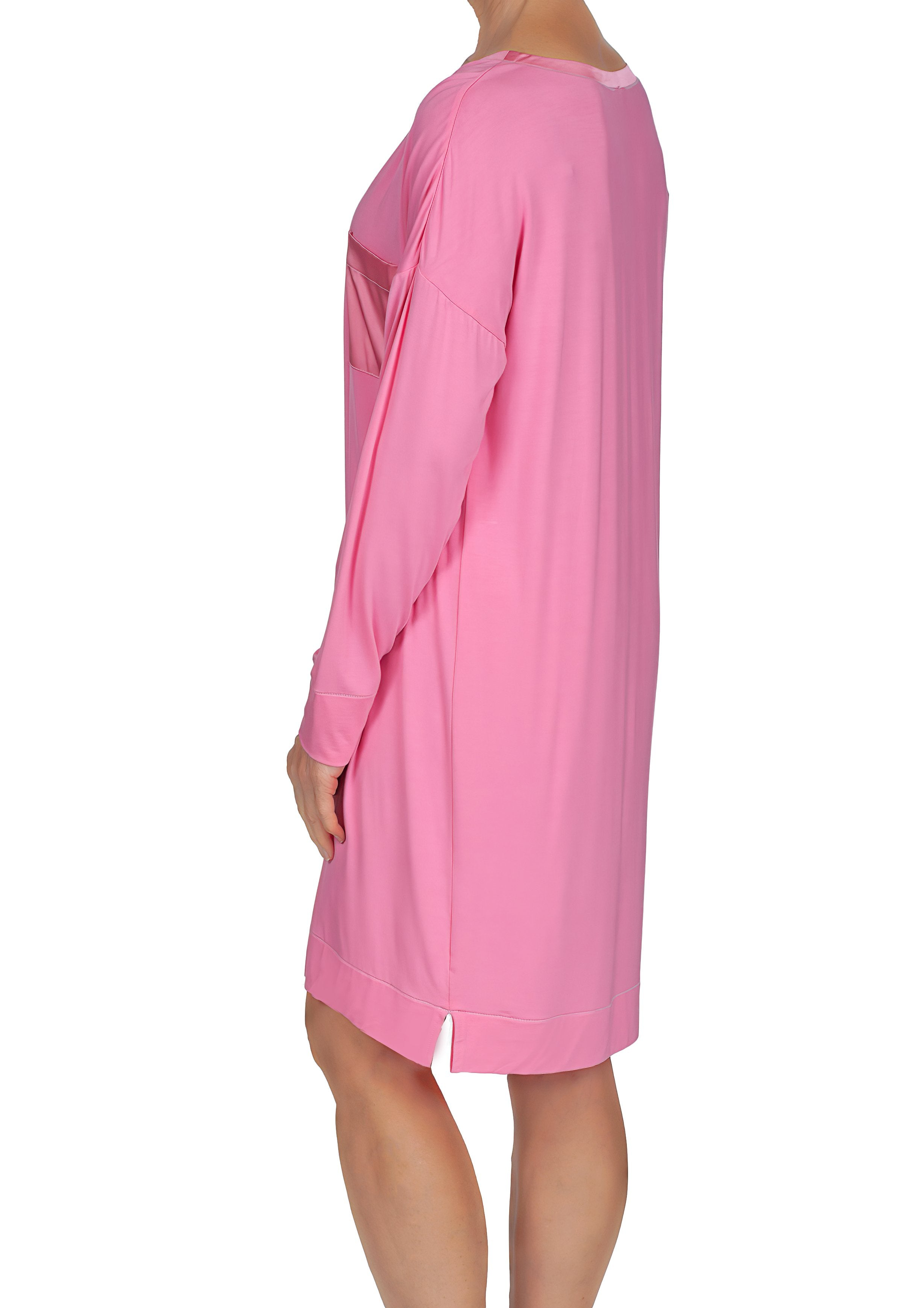 Madison Bamboo Knit Sleepshirt - Cameo Rose Mystique Intimates