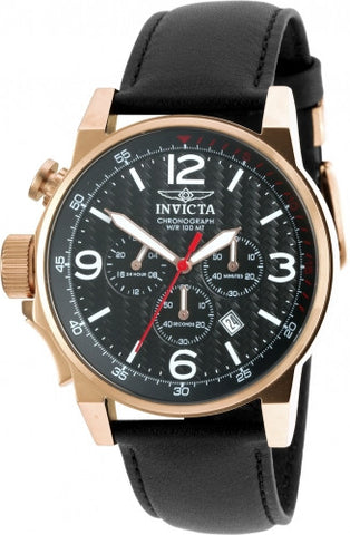 Invicta Men's 20138 I-Force Analog Display Japanese Quartz Black Watch